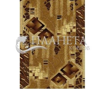 Синтетический ковер Diana 3938 brown - высокое качество по лучшей цене в Украине