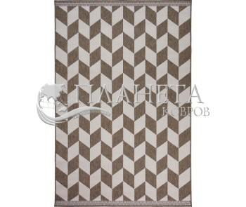 Безворсовый ковер Flat 4877-23511 - высокое качество по лучшей цене в Украине