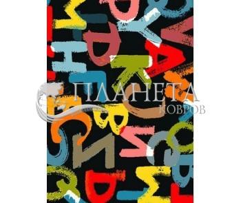 Синтетический ковер 123772 - высокое качество по лучшей цене в Украине
