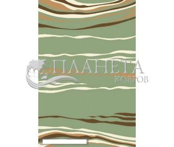 Синтетический ковер Fryz Joel Zielony - высокое качество по лучшей цене в Украине