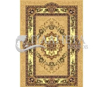 Синтетический ковер Gold 175-123 - высокое качество по лучшей цене в Украине