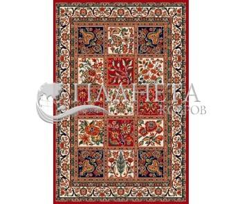 Иранский ковер Gollestan Bakhtiari D.Red - высокое качество по лучшей цене в Украине