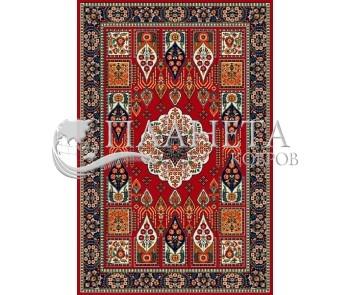 Иранский ковер Gollestan Kashkooli D.Red - высокое качество по лучшей цене в Украине