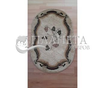 Синтетический ковер Heat-Set 0459A Cream - высокое качество по лучшей цене в Украине