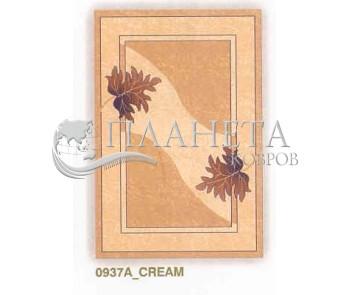 Синтетический ковер Heat-Set 0937A Cream - высокое качество по лучшей цене в Украине