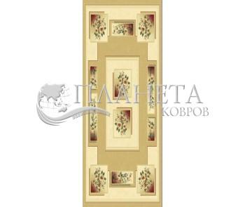 Синтетический ковер Heat-Set 5715A MUSTARD - высокое качество по лучшей цене в Украине