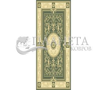 Синтетический ковер Heat-Set 5832A GREEN - высокое качество по лучшей цене в Украине