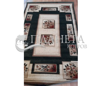 Синтетический ковер Heat-Set 5715A GREEN - высокое качество по лучшей цене в Украине