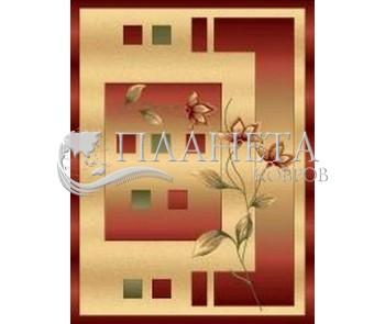 Синтетический ковер Imperial 3838 cream-cherry - высокое качество по лучшей цене в Украине