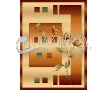 Синтетический ковер Imperial 3838 cream-dark terra - высокое качество по лучшей цене в Украине