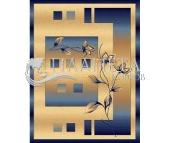 Синтетический ковер Imperial 3838 cream-navy - высокое качество по лучшей цене в Украине