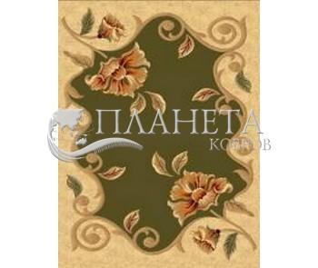 Синтетический ковер Imperial 3930 cream-moss - высокое качество по лучшей цене в Украине