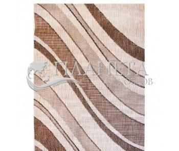 Безворсовый ковер Kerala 2608-065 - высокое качество по лучшей цене в Украине