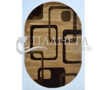 Синтетический ковер Melisa 359 hardal - высокое качество по лучшей цене в Украине