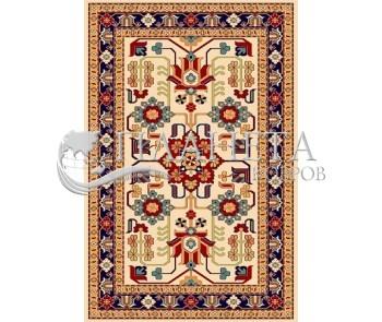 Иранский ковер Pazirik Mehraban Creme - высокое качество по лучшей цене в Украине