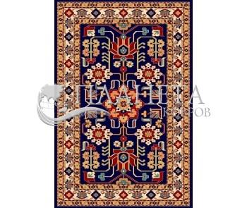 Иранский ковер Pazirik Mehraban D.Blue - высокое качество по лучшей цене в Украине