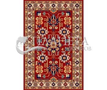 Иранский ковер Pazirik Mehraban D.Red - высокое качество по лучшей цене в Украине