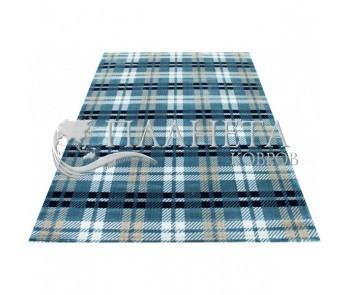 Синтетический ковер Pesan W2314 blue-d.blue - высокое качество по лучшей цене в Украине