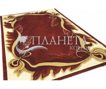 Синтетический ковер Selena 788 , RED - высокое качество по лучшей цене в Украине