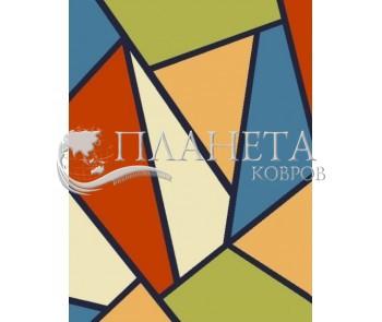 Синтетический ковер Standard Kaloha Limonka - высокое качество по лучшей цене в Украине