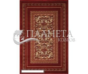 Синтетический ковер Standard Aralia Bordo - высокое качество по лучшей цене в Украине