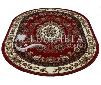 Синтетический ковер Tabriz 2599B l.red-ivory - высокое качество по лучшей цене в Украине