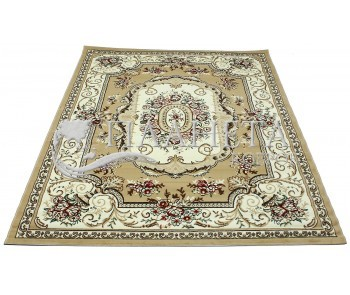 Синтетический ковер Tabriz 2619D berber-ivory - высокое качество по лучшей цене в Украине