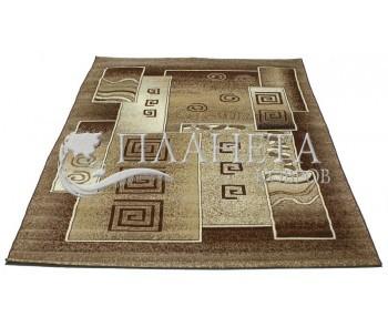 Синтетический ковер Tabriz 3055C berber-d.brown - высокое качество по лучшей цене в Украине