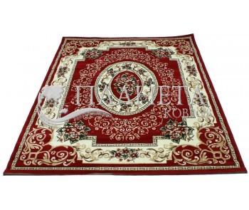 Синтетический ковер Tabriz 3526C l.red-ivory - высокое качество по лучшей цене в Украине