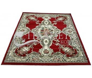 Синтетический ковер Tabriz 3692A red-ivory - высокое качество по лучшей цене в Украине