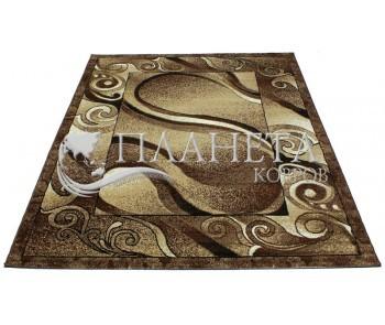 Синтетический ковер Tabriz 4622A berber-d.brown - высокое качество по лучшей цене в Украине