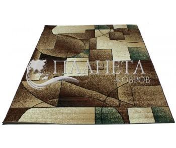 Синтетический ковер Tabriz 4886A berber-d.brown - высокое качество по лучшей цене в Украине