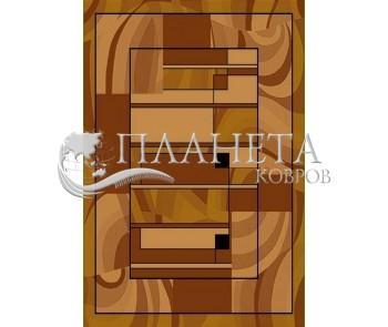 Синтетический ковер Tabriz 3651A berber - высокое качество по лучшей цене в Украине