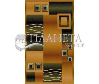 Синтетический ковер Tabriz 3652A berber-green - высокое качество по лучшей цене в Украине