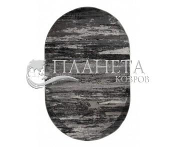 Синтетический ковер Zara 3 410 , DARK GREY - высокое качество по лучшей цене в Украине