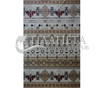 Ковер из вискозы Versailles 84081-56 Ivory-Red - высокое качество по лучшей цене в Украине
