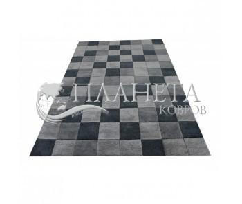 Шерстяной ковер HIGHT LANDER grey - высокое качество по лучшей цене в Украине