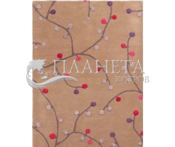 Шерстяной ковер Scion Baca 25400 Jewel - высокое качество по лучшей цене в Украине