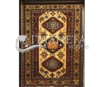Шерстяной ковер Shirvan 2 , CREAM RED - высокое качество по лучшей цене в Украине