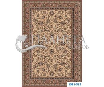 Шерстяной ковер Royal 1561-515 beige-rose - высокое качество по лучшей цене в Украине