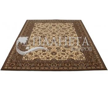 Шерстяной ковер Royal 1561-504 beige-brown - высокое качество по лучшей цене в Украине