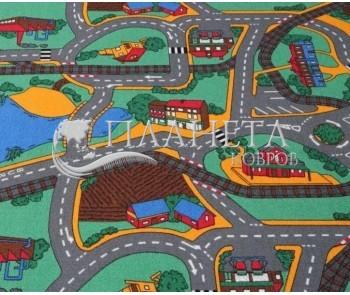 Детский ковролин Playtime 95 - высокое качество по лучшей цене в Украине