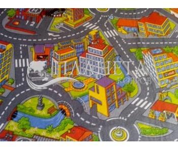 Детский ковролин Smart City 97 АКЦИЯ - высокое качество по лучшей цене в Украине