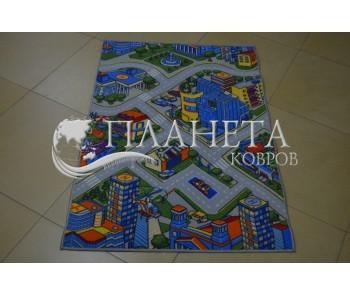 Детский ковролин 131287, 1.00х1.50 - высокое качество по лучшей цене в Украине