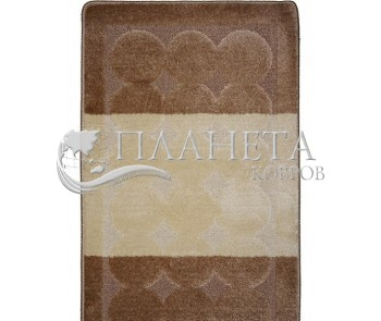Коврик для ванной Edremit BQ 2546 Light Brown - высокое качество по лучшей цене в Украине