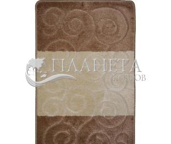 Коврик для ванной Sile BQ 2546 Light Brown - высокое качество по лучшей цене в Украине