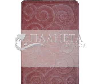 Коврик для ванной Sile BQ 2580 Dusty Rose - высокое качество по лучшей цене в Украине