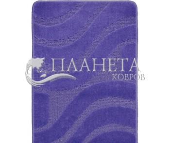 Коврик для ванной Symphony Dark Lilac - высокое качество по лучшей цене в Украине