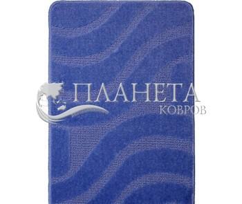Коврик для ванной Symphony BQ 2509 Blue - высокое качество по лучшей цене в Украине