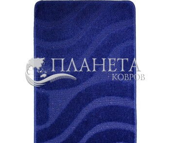 Коврик для ванной Symphony BQ 2582 Dark Blue - высокое качество по лучшей цене в Украине